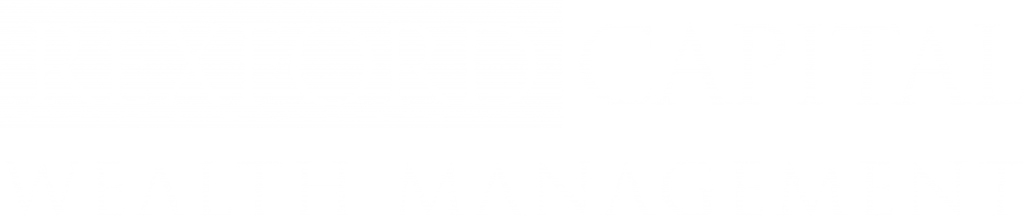 Rexford Capital Wealth Management White Logo